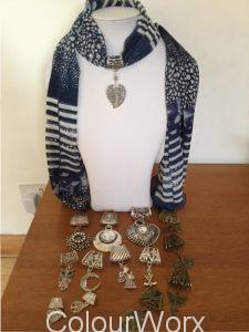 Scarf Toggles £10.00, £8.50 & £5.00