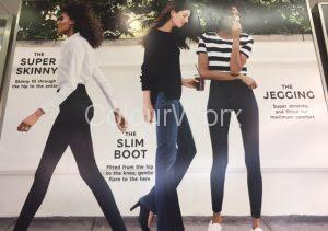 Tips for choosing the right jeans for your body shape