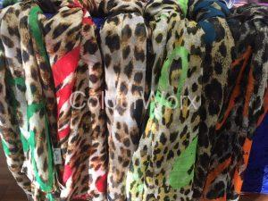 Animal print scarves £6.00 each