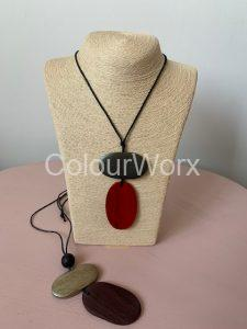 Corded adjustable necklace £12.00