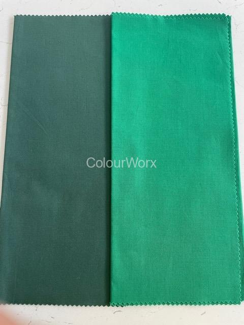 Cool Green Blue Undertone